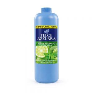 Освежающее жидкое мыло. Мыло содержит масло чайного дерева - натуральный ингредиент, известный своими антибактериальными и антисептическими свойствами. Мыло подходит для мытья рук и лица.