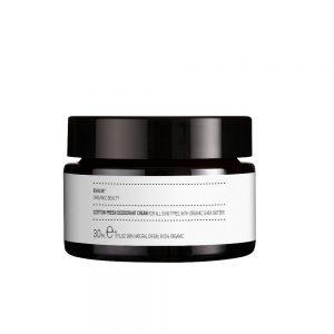 ПОДХОДИТ ДЛЯ: Для всех типов кожи.  Evolve веганский дезодорант-крем обеспечивает свежесть в течение всего дня, не забивая поры и не нарушая уровень pH кожи.
