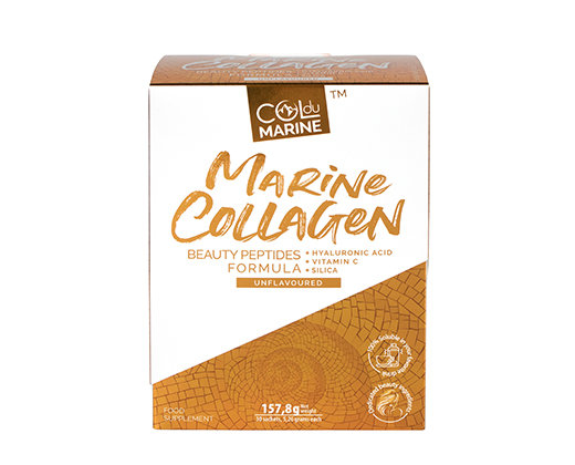 Beauty jūras kolagēns ar C vitamīnu Col Du Marine