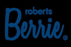 Robert's Berries logo